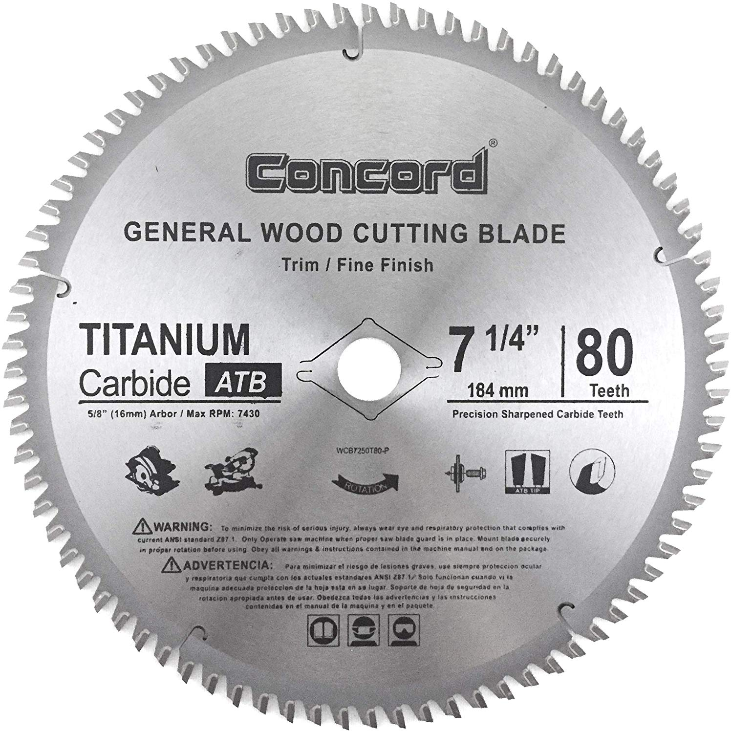 Best 7 1 4 Circular Saw Blades Of 2021 Complete Review Tool Tango